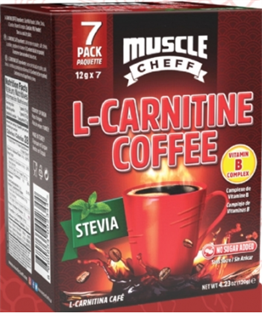 Muscle Cheff L-Carnitine Coffee