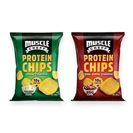 Muscle Cheff Protein Cips Paketi